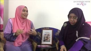 An Evening With Ibu Rose | Episode 1 (Puan Adlil Rajiah - 3 Kertas, 3 Krayon, 3 Pensel Warna