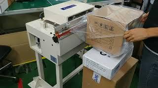 노즐식 진공포장기 VKH 800 박스 진공포장  www…