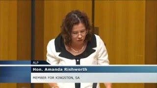 Amanda Rishworth MP: Turnbull's second rate NBN