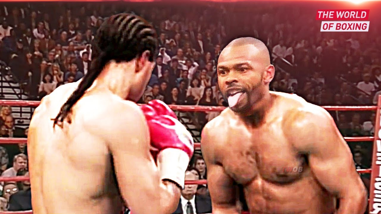 Roy Jones Jr. - A Perfect Fighter - YouTube