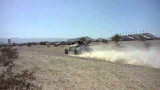 Baja 500 2015 Wilson Motorsports En La Laguna Salad