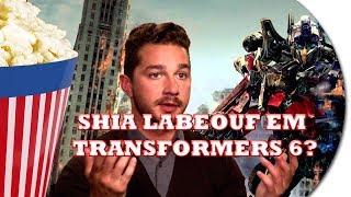 Shia LaBeouf pode retornar em
