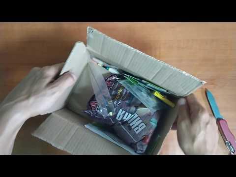 Вторая распаковка посылки от интернет-магазина Spinningline