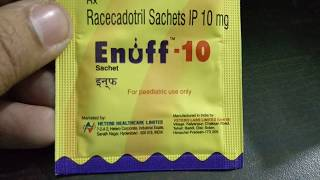 Medicine review: Enuff 10 sachets uses how to use side effects