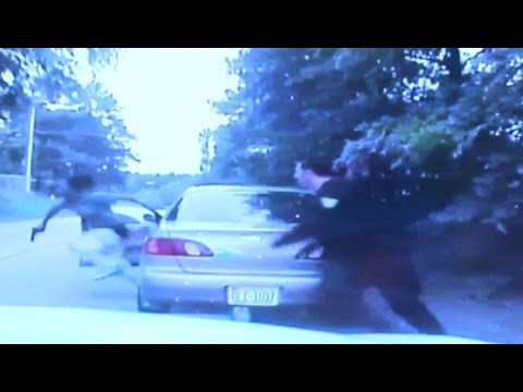 Dashcam Video Of Fayetteville Officer-involved Shooting From May 1, 2013