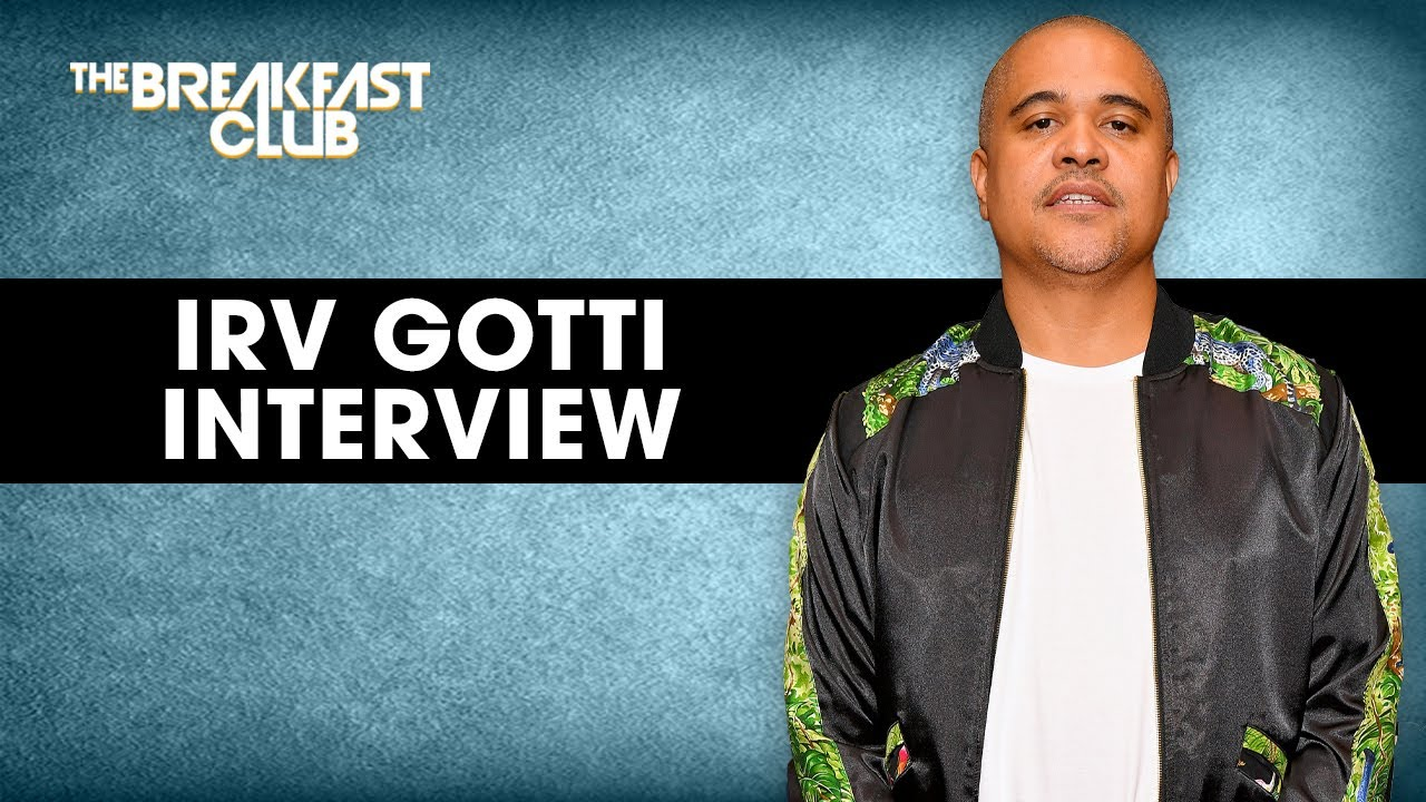 Irv Gotti Talks New TV Deals, New Music + More