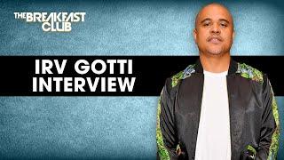 Irv Gotti Talks New TV Deals, New Murder Inc Music + More