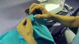 Как пришить пояс к юбке? (Подробная инструкция)(Дополнительные уроки в клубе