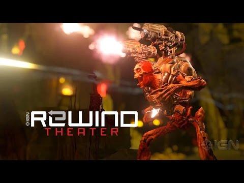 DOOM Gameplay Teaser Trailer - Rewind Theater poster