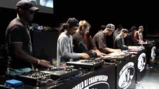 The DMC World DJ Championship 2013 + DMC World Champions Showcase.