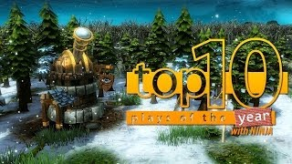 HoN Top 10 Plays of the Year - 2013