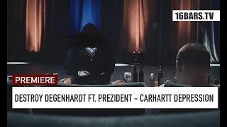 Destroy Degenhardt feat. Prezident - Carhartt Depression |prod. by Hiro MA (16BARS.TV)