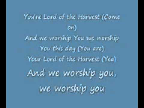fred hammond your my daily bread your lord of the harvest hi 59345