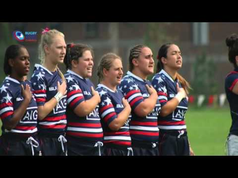 Kyla Chipman: The Future Of American Rugby