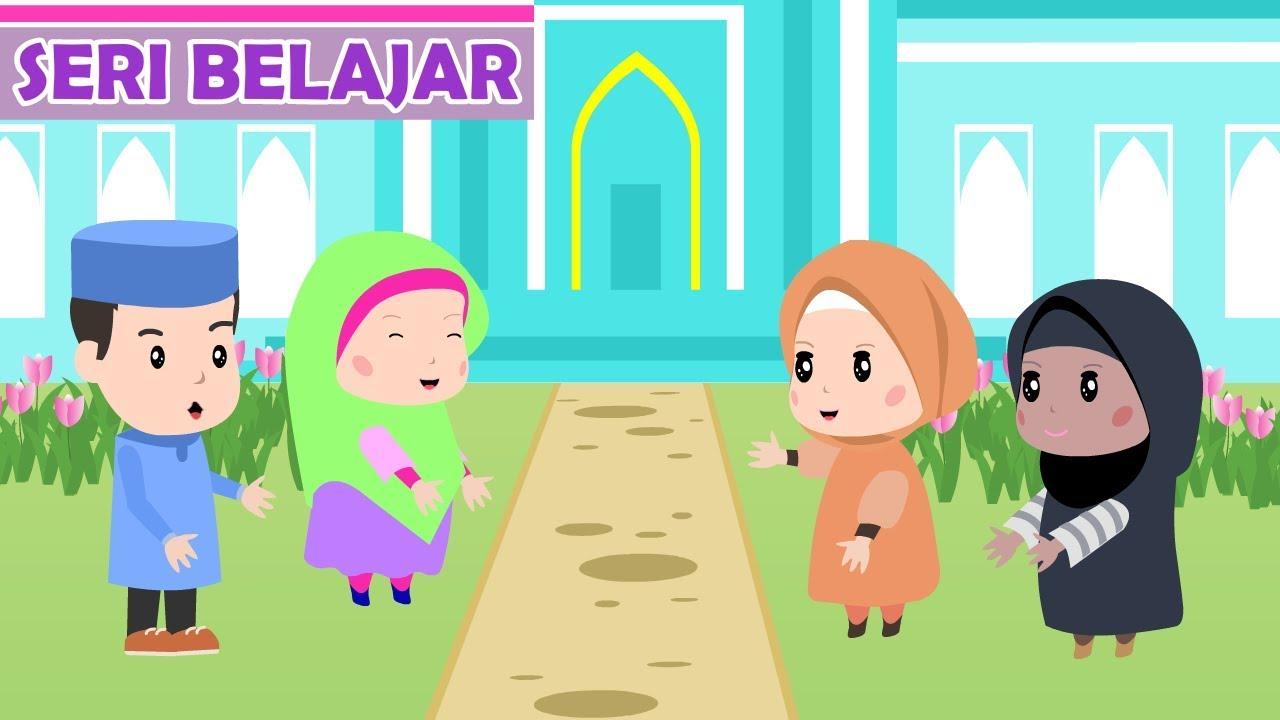 4400 Gambar Kartun Anak Perempuan Sholat Gratis Terbaik
