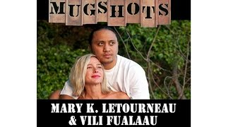 Mugshots: Mary K. Letourneau and Vili Fualaau