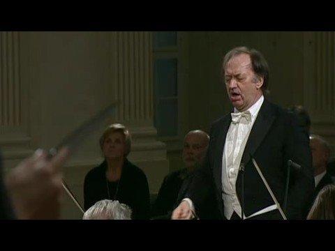 J.S. Bach - Cantata BWV 243 3.Magnificat in D major