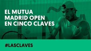 EL MUTUA MADRID OPEN 2019 EN 5 CLAVES   Las Claves   LAB