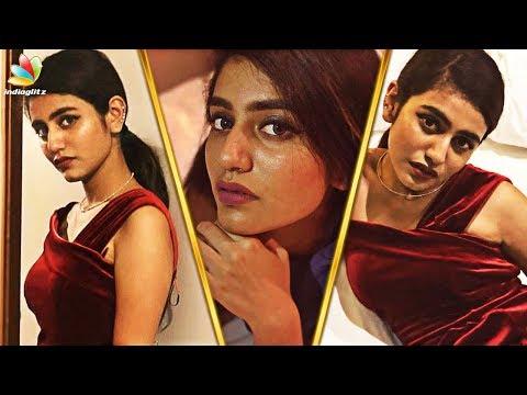 പ്രിയയുടെ ഗ്ലാമർ ഫോട്ടോയ്ക്ക് എതിരെ ആരാധകർ | Priya Prakash Varrier''s New look gets trolled | News