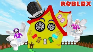 Escape the NEW Mr Crazy's Wacky House Obby on Roblox!