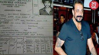 Shahrukh Khan's Report Card Goes Viral | Sanjay Dutt Leaves For Dubai