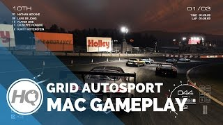 Grid Autosport Mac gameplay