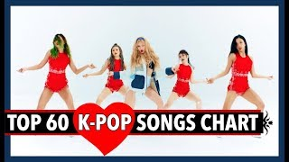 [TOP 60] K-POP SONGS CHART • DECEMBER 2017 (WEEK 2)