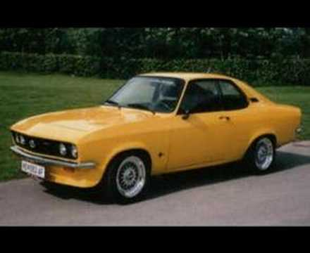 a tribute to opel manta youtube. Black Bedroom Furniture Sets. Home Design Ideas