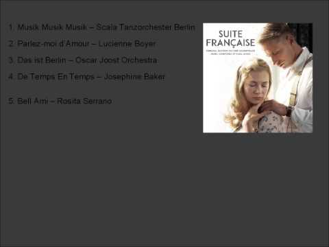 Suite Francaise Movie Soundtrack List