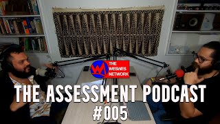 The Assessment Podcast #005 - Suicide