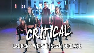 Laurent Wery Feat. Sean Declase - Critical - Official Video