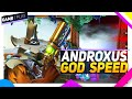 ANDROXUS IS MORE FUN NOW - God speed - Paladins - PC (Gameplay)