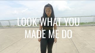 Look What You Made Me Do - Taylor Swift (KYLE HANAGAMI CHOREO) Dance Cover