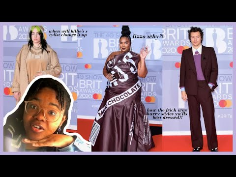 best/worst dressed brit awards 2020 except niall horan was better dressed than harry styles