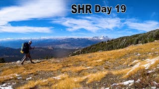 SHR - 19,  Mammoth Lakes to Reds Meadow