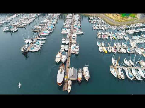 Uaviation Aerial Solutions (UAS) Marine Demo Reel