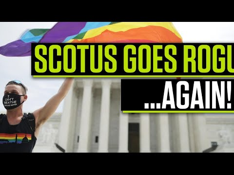 Judicial Supremacy: SCOTUS Goes Rogue … Again | The Mark Harrington Show | 6-18-20