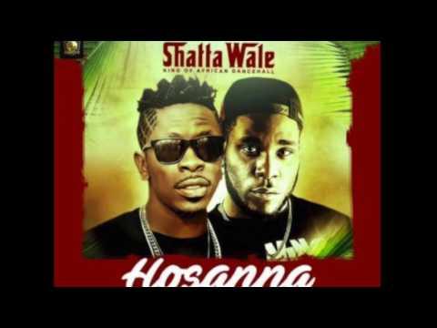 Hossana -  Shatta Wale ft. Burna Boy (OFFICIAL AUDIO)