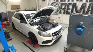 Mercedes Benz A200d Stage 2 Remap & Dyno (with downpipe) - Certified Remaps
