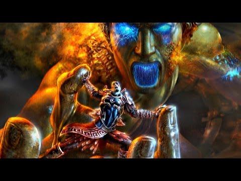 God of War 2 - Titan Mode #1, Colossus of Rhodes