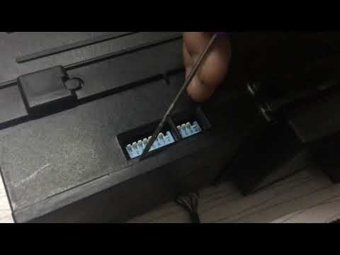 how to adjust bill acceptor not to accept 1 trinidadian dollar, only accept 5 or more