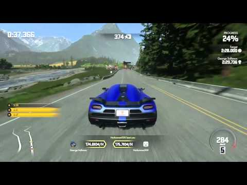 Driveclub Canadian Rally (3-stars 2:25.374)