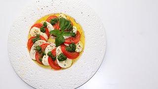 Салат Капрезе / Caprese Salad