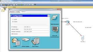 Interconnexion de deux (02) reseaux via 2 routeurs Cisco