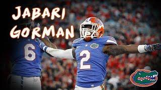 Jabari Gorman    Florida Gators    Official Career Highlight