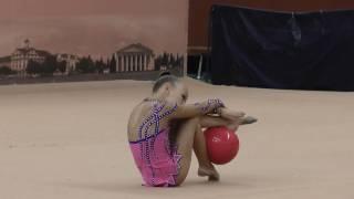 Художественная гимнастика. Чемпионат Черниговской области
