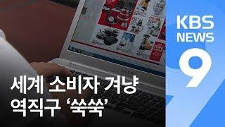 세계 소비자를 잡아라…'기회의 땅' 된 역직구 / KBS뉴스(News)