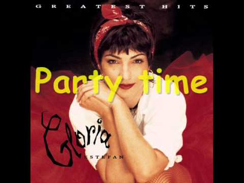 Gloria Estefan - You'll be mine (Party time) (lyrics)