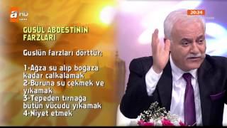 GUSÜL ABDESTİ - NİHAT HATİPOĞLU 2017 Video