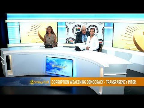Corruption weakening democracy -Transparency International